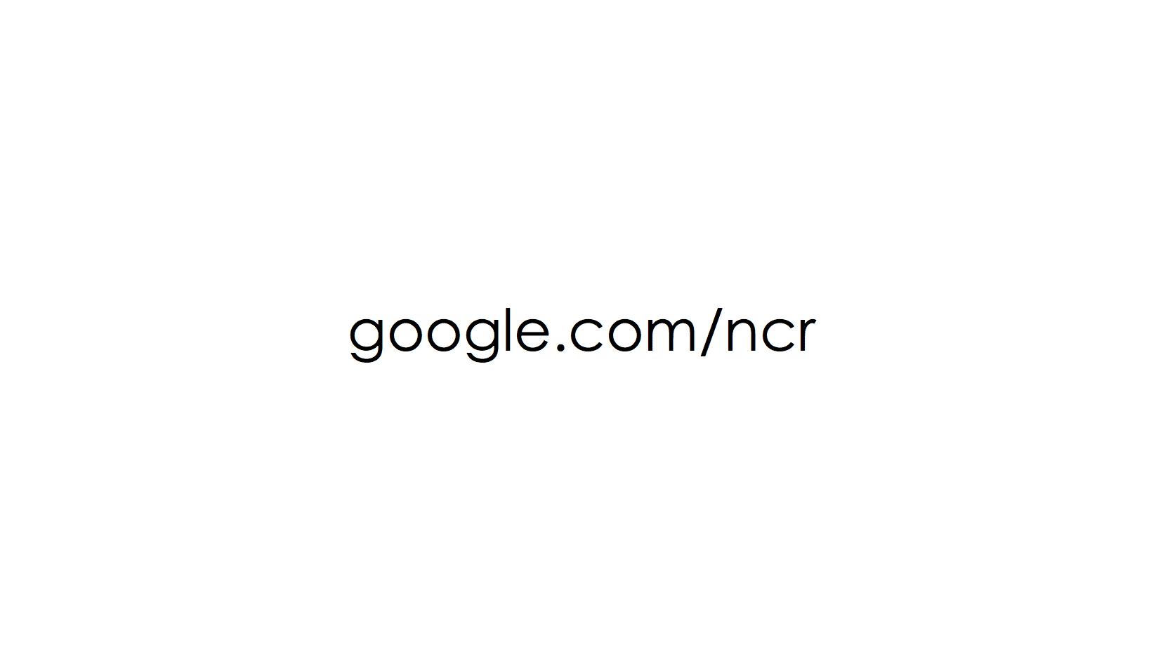 so gelangt man auf USA-Google